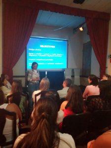 O evento aconteceu no Casarão das Artes e abordou temas diversos como Câncer de Mama