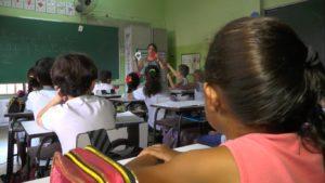 Para a escola, o projeto é também um suporte ao desempenho dos alunos no aprendizado e no estímulo aos estudos