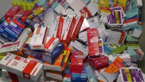 Segundo a equipe do CASU, até agora foram contabilizadas mais de 40 mil cápsulas
