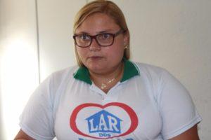 Enfermeira do Lar dos Idosos, Cristiane Pereira Corrêa