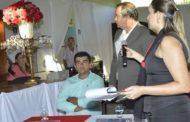 Sávio é eleito presidente da Câmara de Bom Jesus do Galho