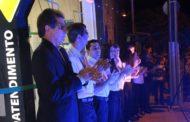 Sicoob Credcooper reinaugura agência em Santa Bárbara do Leste