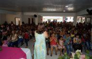 Santa Bárbara do Leste promove evento para comemorar o Dia Internacional da Mulher