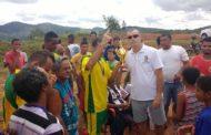 Antena vence torneio de futebol na Comunidade Santa Isabel