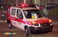 Governo de Piedade entrega ambulância para população