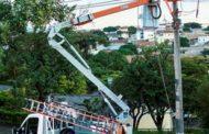 Cemig realiza obras de melhoria na rede elétrica de Caratinga