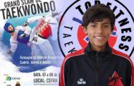 Atleta de Caratinga entre os melhores do Taekwondo nacional