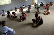 Santa Bárbara do Leste tem aulas de taekwondo para crianças e adolescentes