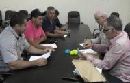 Reunião define regras para a gravação do 'Começo de Conversa' com os candidatos a prefeito de Santa Rita de Minas