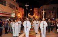 Santuário encerra Semana Eucarística com celebração de Corpus Christi
