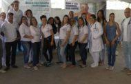 Feira da Saúde: Moradores do povoado de Palmeiras, em Bom Jesus do Galho, recebem serviços do CASU