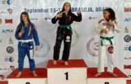 Duda Lannes é ouro em competição internacional