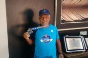 Antônio Rodrigues quebra próprio recorde em corrida de Porto Alegre