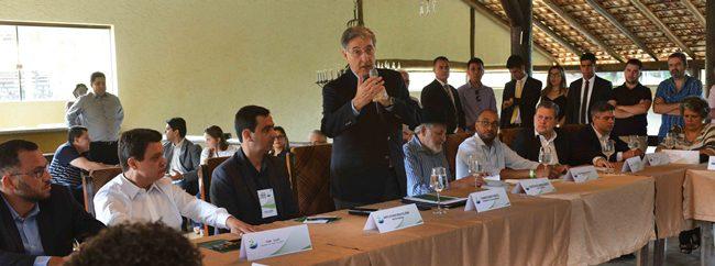 Fernando Pimentel pontuou problemas que precisam ser enfrentados pelos prefeitos mineiros na área ambiental