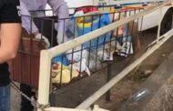 Corpo de bebê encontrada no lixo continua no IML