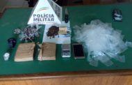Suspeitos de tráfico são detidos no Anápolis