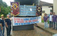 Lions Internacional doa 10 mil dólares para vítimas de enchente em Rio Casca