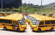 Última parcela do transporte escolar de 2017 já está sendo paga